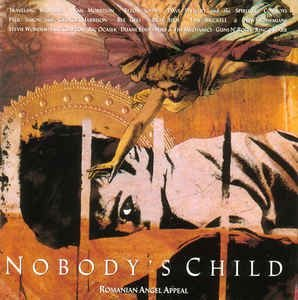 CD - Various ‎– Nobody's Child - Romanian Angel Appeal - IMP