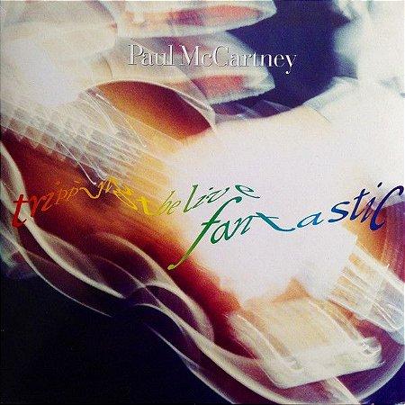 CD - Paul McCartney – Tripping The Live Fantastic ( Importado)