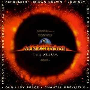 CD - Armageddon (The Album) (Vários Artistas)