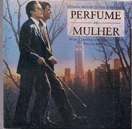 CD - Thomas Newman – Trilha Sonora Original Do Filme Perfume De Mulher (Scent Of A Woman)