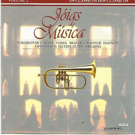 Various - Jóias Da Música - Volume 2