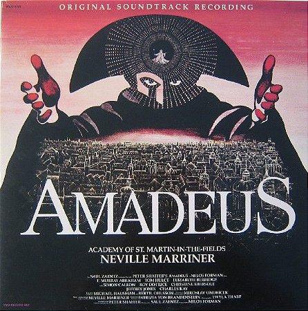 Wolfgang Amadeus Mozart - Neville Marriner*, Academy Of St. Martin-In-the-Fields* – Amadeus (Original Soundtrack Recording)