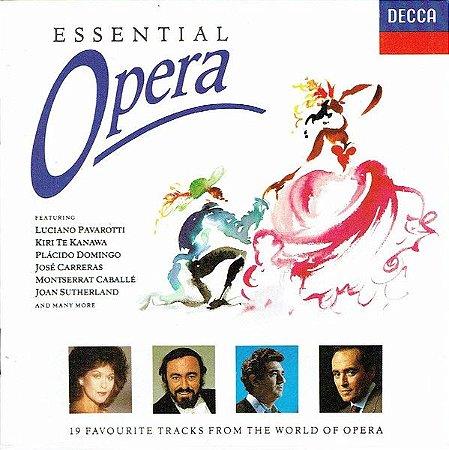 Various – Essential Opera