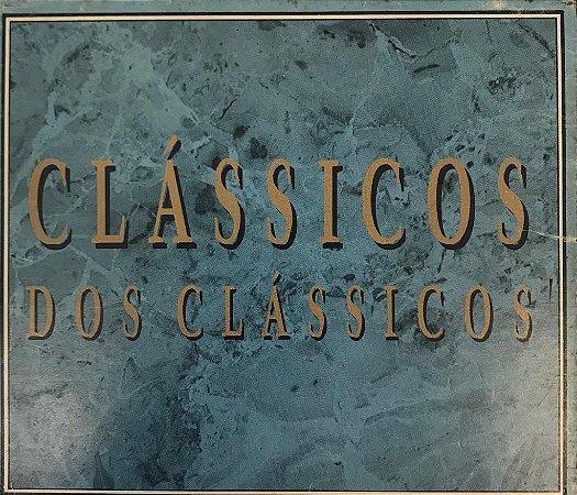 CD - Clássicos dos Clássicos - (BOX) - Vol. I, Vol. II & Vol III