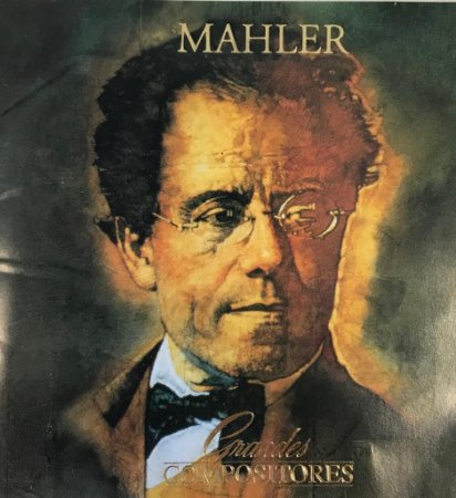 Gustavan Mahler - Grandes Compositores (cd duplo)