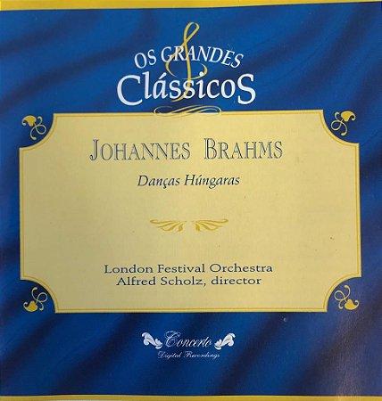 Johannes Brahms - Danças Húngaras - Os Grandes Clássicos