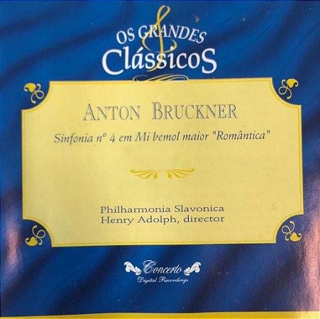 """Anton Brucknrt - Sinfonía N.4 En Mi Bemol Mayor """"Romántica"""""""
