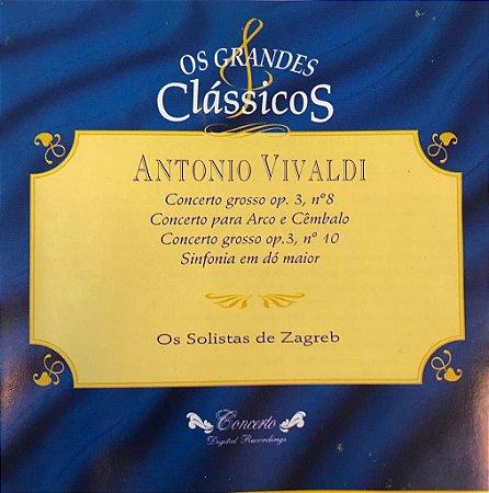 Antonio Vivaldi - Os Solistas de Zagreb - Os Grandes Clássicos