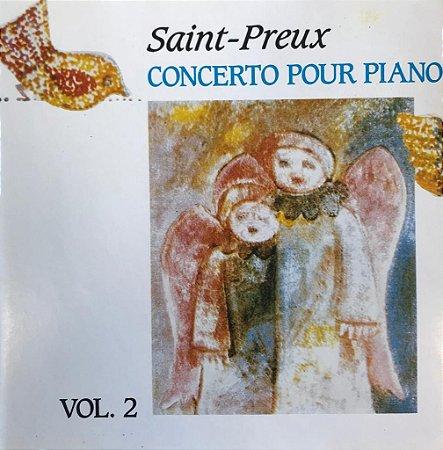 Saint - Preux - Concerto Pour Piano - Vol. 2