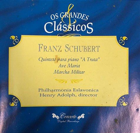 """Franz Schubert - Quinteto Para Piano """"La Trucha"""" - Ave Maria - Marcha Militar / Os Grandes Clássicos"""