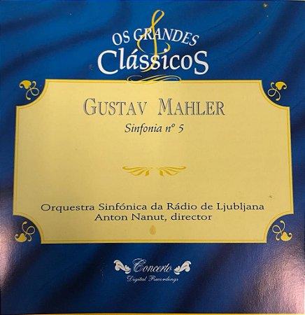 CD - Gustav Mahler - Sinfonia N. 5 / Os Grandes Clássicos