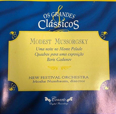 Modest Mussorgsky - Os Grandes Clássicos