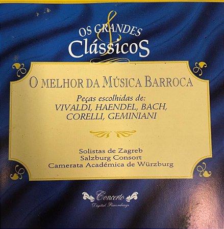 Various - O Melhor da Música Barrroca - Os Grandes Clássicos