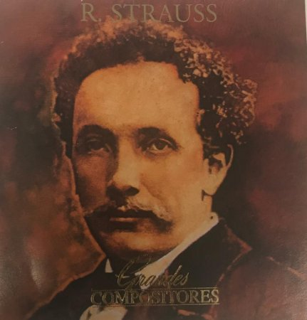 R. Strauss - Grandes Compositores (cd duplo)