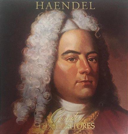 George Frideric Haendel - Grandes Compositores (Cd Duplo.)