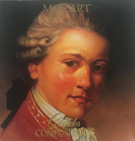 Wolfang Amadeus Mozart - Grandes Compositores (cd duplo)