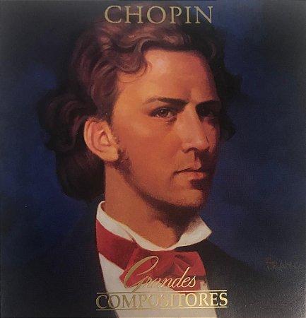CD - Frederic Chopin (Coleção Grandes Compositores) (CD Duplo)
