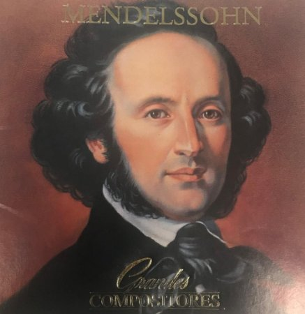 Mendelssohn - Grandes Compositores (cd duplo)