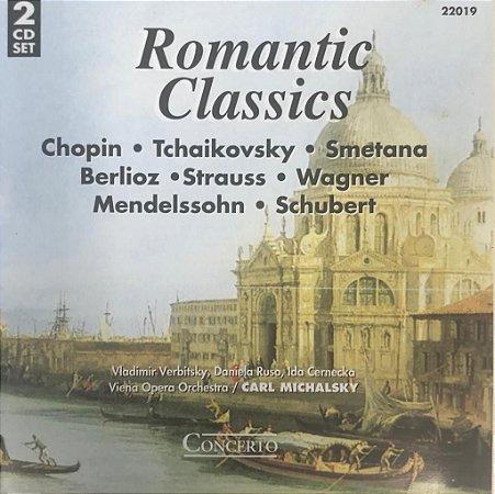 CD - Romantic Classics (Cd Duplo) -  IMP (Vários Artistas)