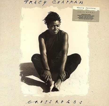 LP - Tracy Chapman ‎– Crossroads - IMP
