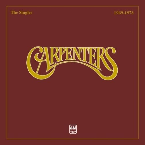 LP - Carpenters – The Singles 1969-1973