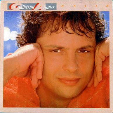 LP - Guilherme Arantes – Calor    (Promoção Colecionadores Discos)