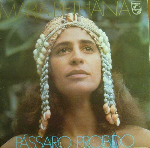 LP - Maria Bethânia – Pássaro Proibido