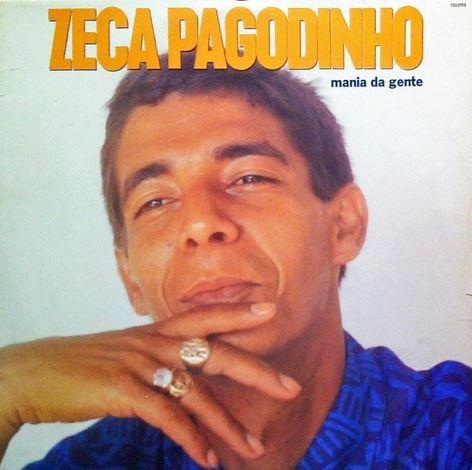 LP - Zeca Pagodinho – Mania Da Gente