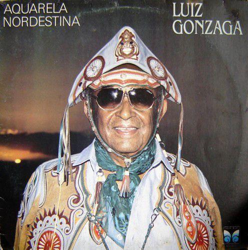 LP - Luiz Gonzaga – Aquarela Nordestina