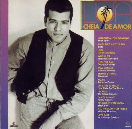 LP - Lua Cheia De Amor Internacional (Novela Globo) (Vários Artistas)