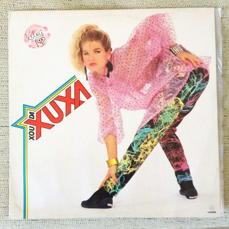 LP - Xuxa – Xou Da Xuxa