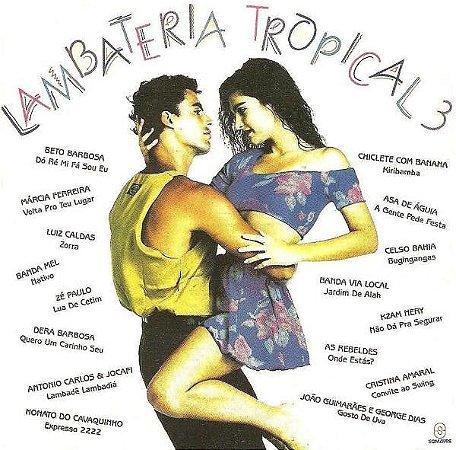 LP - Various – Lambateria Tropical 3
