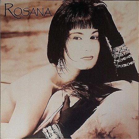LP - Rosana – Onde O Amor Me Leva