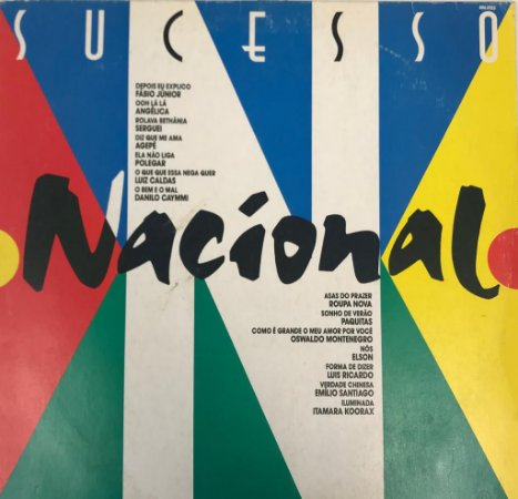 Various – Sucesso Nacional