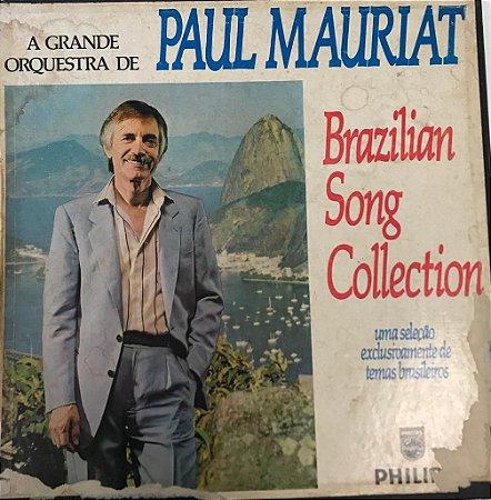 Paul Mauriat – Brazilian Song Collection - Uma Seleção Exclusivamente De Temas Brasileiros (BOX 5 DISCOS)