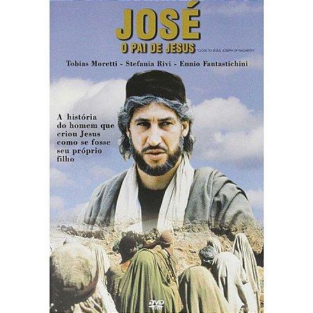 DVD - José - O Pai de Jesus