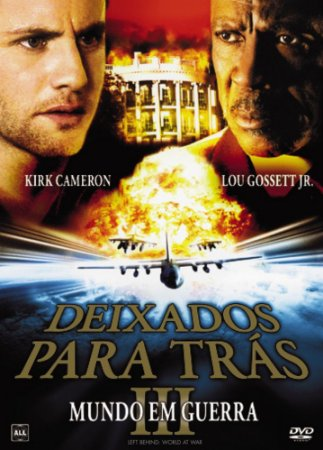 DVD - Deixados Para Trás III - Mundo em Guerra