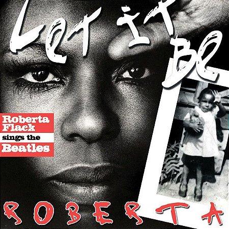 CD - Roberta Flack – Let It Be Roberta: Roberta Flack Sings The Beatles
