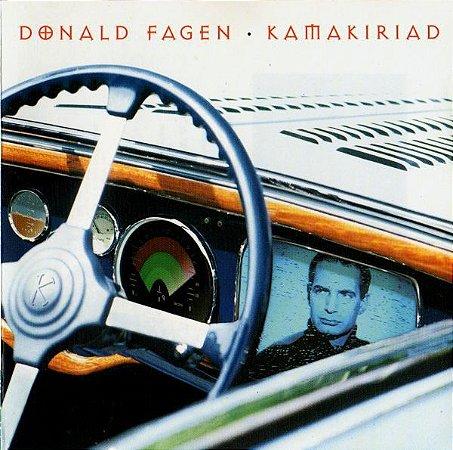 CD - Donald Fagen – Kamakiriad - IMP