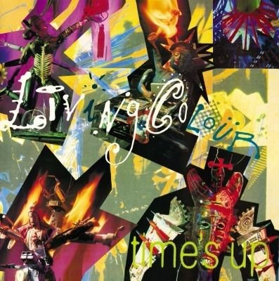 CD - Living Colour – Time's Up