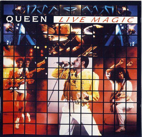 CD - Queen – Live Magic