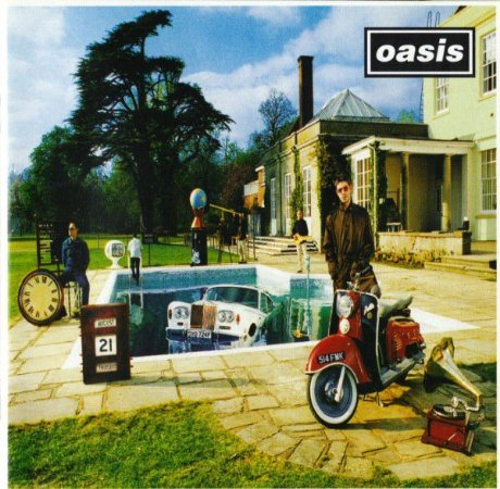 CD - Oasis – Be Here Now