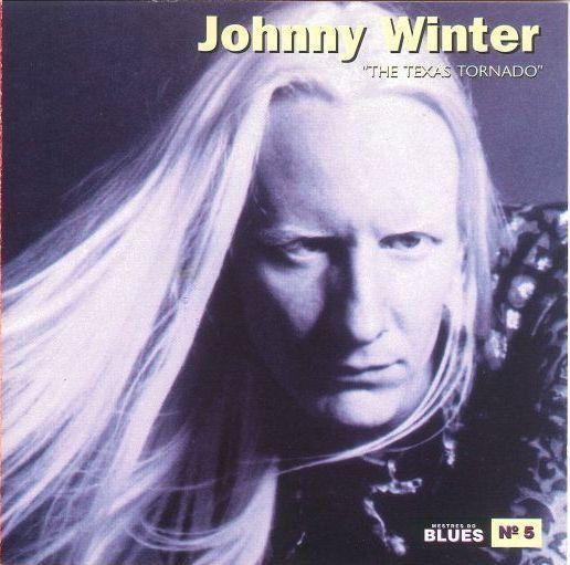 CD - Johnny Winter – The Texas Tornado