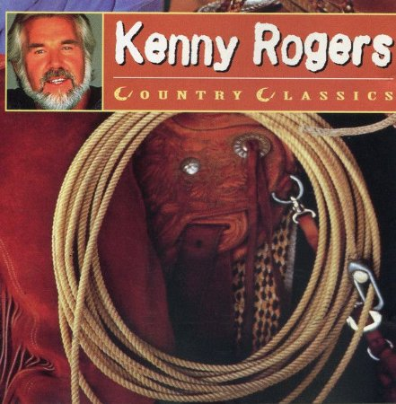 CD - Kenny Rogers ‎– Country Classics