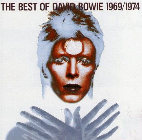 CD - David Bowie – The Best Of David Bowie 1969/1974