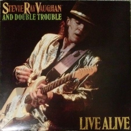 CD - Stevie Ray Vaughan And Double Trouble – Live Alive -  IMP