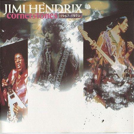 CD - Jimi Hendrix – Cornerstones 1967 - 1970