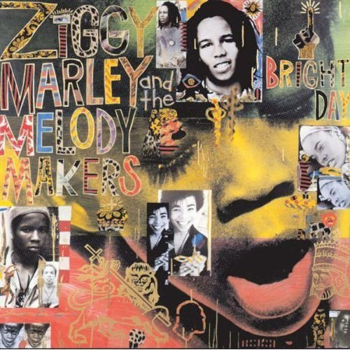 CD - Ziggy Marley And The Melody Makers – One Bright Day - IMP
