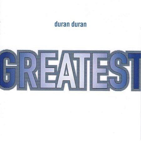 CD -  Duran Duran – Greatest - IMP
