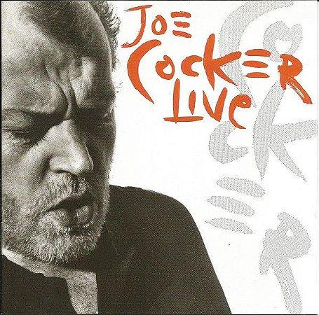 CD - Joe Cocker – Joe Cocker Live
